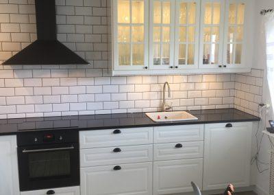 Ett nytt kök
